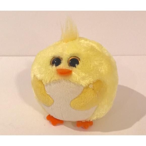 Ty Yellow Chick Beanie Ball. M 5a5e280fd39ca2f30cdd89c7 c6e6da3a368e